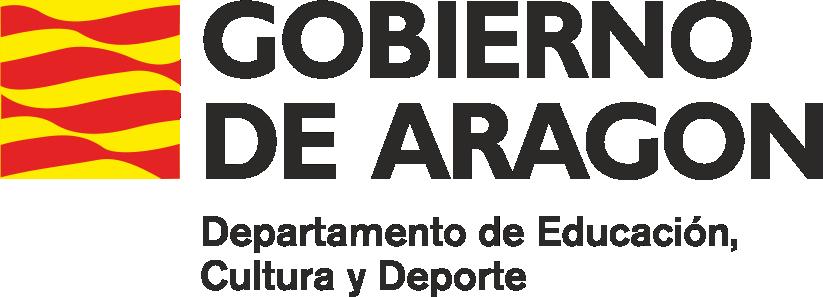 Departamento de Educación, Cultura y Deporte del Gobierno de Aragón
